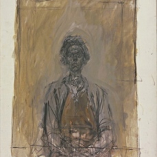 Alberto Giacometti; Annette; 1962; oil on canvas; 92.3 x 73.2 cm; The Museum of Modern Art