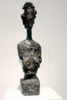 Alberto Giacometti; Buste de Diane Bataille; 1947