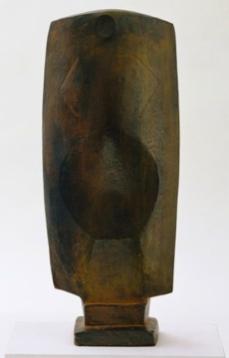 Alberto Giacometti; Woman; 1928; bronze; 39.2 x 16.7 x 7.7 cm; The Museum of Modern Art