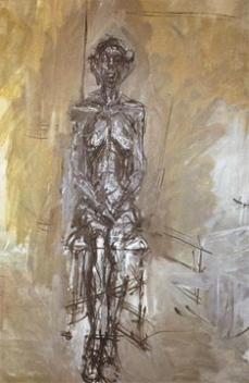 Alberto Giacometti; Woman; 1961