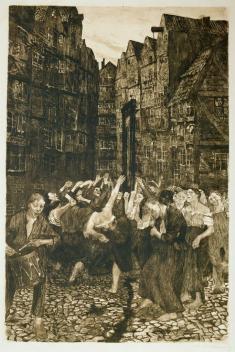 Kollwitz_LaCarmagnoie_1901