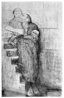 Kollwitz_Portrait OfMisery_1909