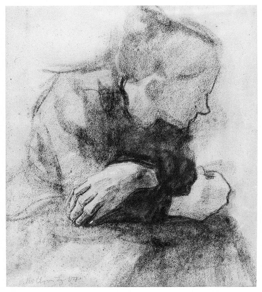 essays on kathe kollwitz The fine art of mental illness: what paintings tell us about or a käthe kollwitz woodcut of women locked in an essays are grouped in such categories.
