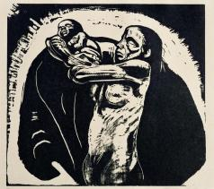 Kollwitz_TheSacrifice_1922