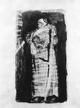 Kollwitz_WomanWithScythe_1905