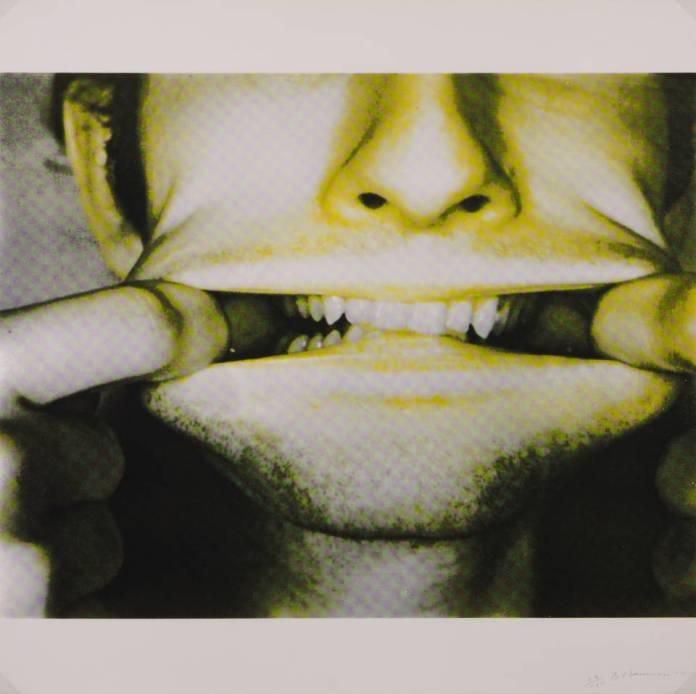e 1970 by Bruce Nauman born 1941