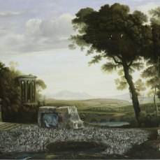 Ged Quinn; Things Are Exactly as They Seem; 2007; oil on canvas