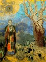 redon_bouddha 1905