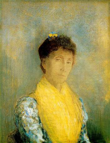 redon_yellow-bodice 1899
