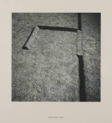 Richard Long; Turn Sculpture; 1967
