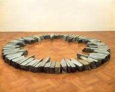 Richard Long; Spring Circle;