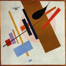 Kazimir Malevich; Suprematism; c.1917; oil on canvas; 80 x 80 cm; Krassnodar Museum of Fine Arts, Russia
