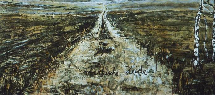 Anselm Kiefer; Borderland Health; 1974