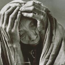 Sebastiao Salgado; Mali: Hospital of Gourma-Rharous; 1985
