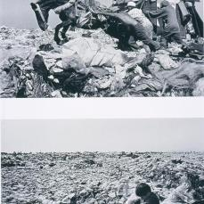 Sebastiao Salgado; Garbage Dump, Mexico City; 1998