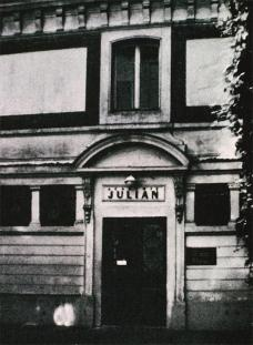 Paula Modersohn-Becker; Entrance to Academie Julian