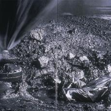 Sebastiao Salgado; Oil Wells, Kuwait; 1991