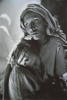 Sebastiao Salgado; Ethiopia: Children's ward in the Korem refugee camp; 1984