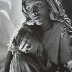 Sebastiao Salgado; Ethiopia: Children's ward in the Korem refugee camp; 1984