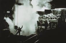 Sebastiao Salgado; Soviet Union: Worker in an Iron Plant; 1987