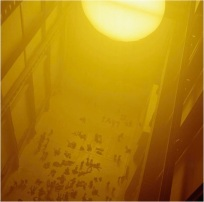 Olafur Eliasson, The Weather Project. 2003 1