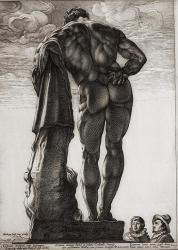 arnese Hercules II, Goltzius, Hendrik,1592