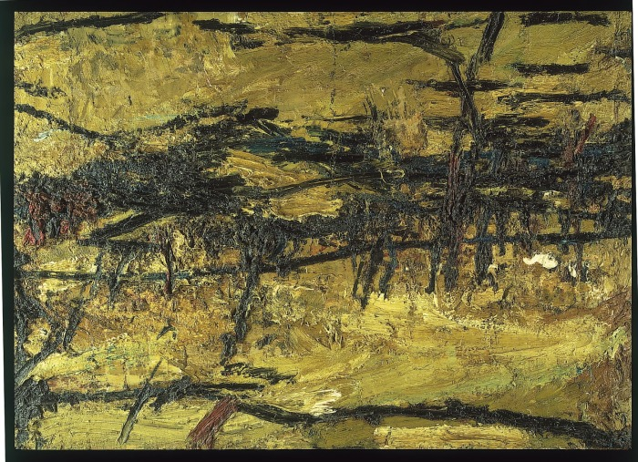 Auerbach-Primrose Hill Winter Sunshine