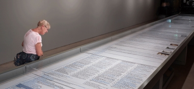 Cornelia Parker- Magna Carta (An Embroidery) copy