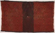 Blanket America, New Mexico, Rio Grande, early 20th century