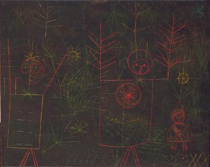 "In the Grass Work Type Painting Date 1930 Material Oil on canvas Measurements 16 5/8 x 20 3/4"" (42.1 x 52.5 cm)"