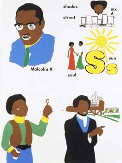 GLS_Malcolm+X,+Sun,+Frederick+Douglass,+Boy+With+Bubbles+1+Version+1_2000