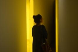 Indi Nunez Sharer at Dia Beacon PHOTO by Mariana Cadena Robles