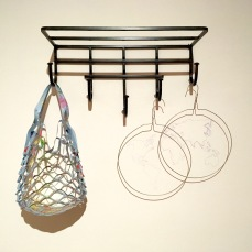 Mona Hatoum, Untitled (rack), 2011