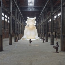 Kara Walker The Domino Sugar Factory, New York Exhibition Title: A Subtlety May 10 – July 6, 2014